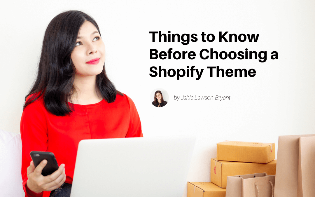 Things to Know Before Choosing a Shopify Theme