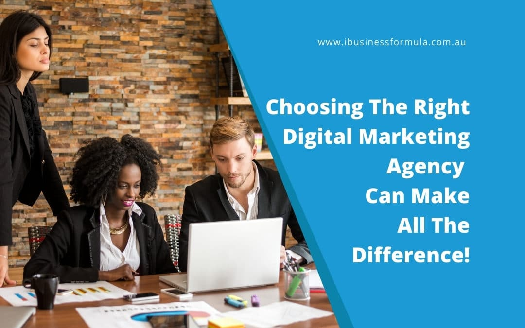 How to find a digital marketing agency who can be your business partner and problem solver – not just a service provider?